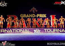 2016 GP Baikal - bodybuilding final