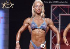 2017 EVLS Prague - Bodyfitness Master OPEN