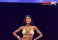 2014 Mozolani Fitness Cup - bikini do 163cm