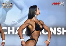 Bodyfitness plus 168cm - 2019 European Championships