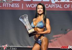2016 European Ch. - junior bikini overall