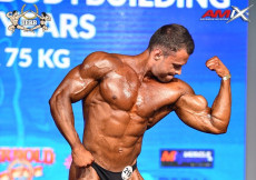 2019 WJC - Junior Bodybuilding 16-23y 75kg plus