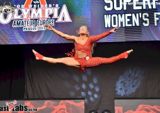 2015 Olympia Europe - Fitness Superfinal