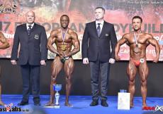 2017 European championships - Awards Friday 2