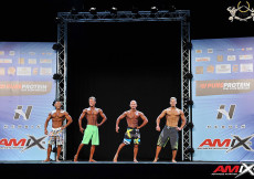 2014 Grand Prix Fitness House - Mens Physique, SEMIFINAL