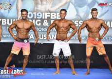 MPh 170cm - 2019 European Championships