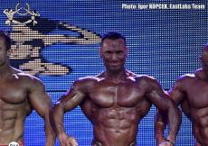 2015 World BB Spain - Bodybuilding 85kg