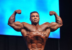 2014 EVL´S Prague PRO - Bodybuilding 212 Final