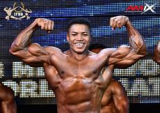 2018 World BB Champ. - Sunday, BB 75kg