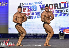 2020 WJC - Bodybuilding Overall