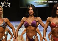 2015 World Fitness - Bodyfitness 168cm