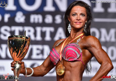 2017 Masters World Bodyfitness over 45y
