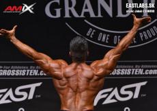 2018 Sweden Grand Prix, Bodybuilding up to 90kg