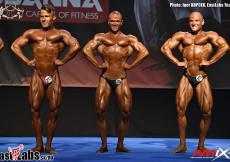 2016 European Ch. - junior bodybuilding