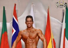 2014 World Cup Alicante - Final mens physique