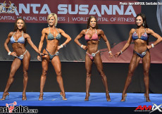 2016 European Ch. - masters bikini