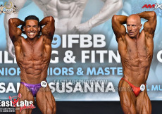 Master Classic BB Overall - 2019 European Championships