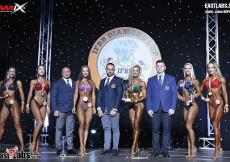 2018 IFBB Malta - Simona HOSTAČNÁ 2