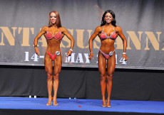 2014 Majstrovstvá Európy, bodyfitness juniorky, overall