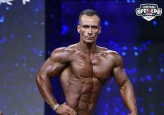 2021 Siberian Muscular Mens PHY