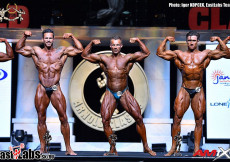 2016 ACA Classic Bodybuilding Overall
