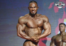 2021 Siberian Bodybuilding 100kg plus