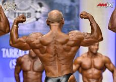 2018 World Master - Bodybuilding 45-49y over 90kg