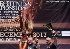 2017 World Womens - Wellness OVERALL