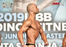 Classic BB 171cm - 2019 European Championships