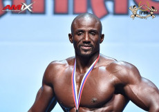 2018 World Fitness - Mens Physique nad 182cm