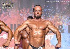 2017 European championships - Classic BB 2