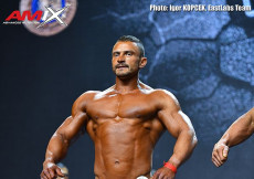 2016 Siberian Power - Bodybuilding 90kg