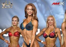 Bikinifitness plus 172cm - 2019 European Championships