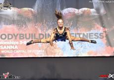 2017 European - Junior Fitness Semifinal