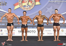 2016 Arnold Europe - Fitness Final