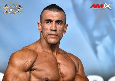 Master BB 40-44y 90kg plus - 2019 European Championships