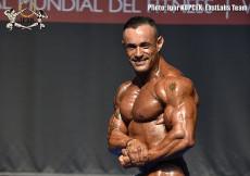 2016 European Ch. - bodybuilding 80 and 85kg