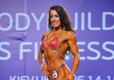 Kyjev finale bodyfitness -163 cm
