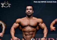 2015 Olympia Asia - Bodybuilding 80kg