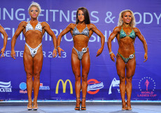 Kyjev finále fitness