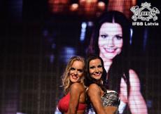 2015 Latvian Championships - Miss Fitness Bikini Project