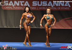 2016 European Ch. - masters bodyfitness overall