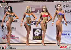 2015 Moscow Champ - Fitness Bikini 172cm plus