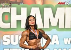 2020 World, Saturday - Women's Physique 163cm plus