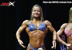 2016 World Fitness - Bodyfitness 163cm
