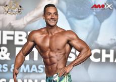 MPh 182cm plus - 2019 European Championships