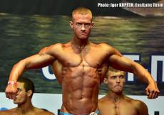 2015 Russia - Classic Bodybuilding Juniors