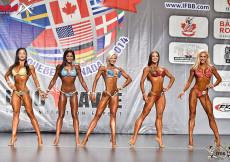 2014 Montreal - Overall Bikini FItness