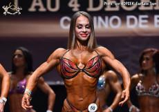 2017 World Womens - Bodyfitness 163cm
