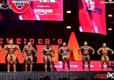 2015 Olympia - Final Mr Olympia Awards